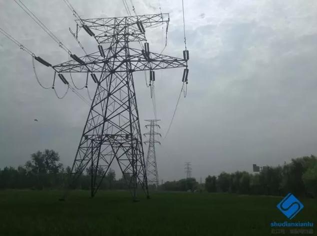 输电线路导线遭受雷击情况分析
