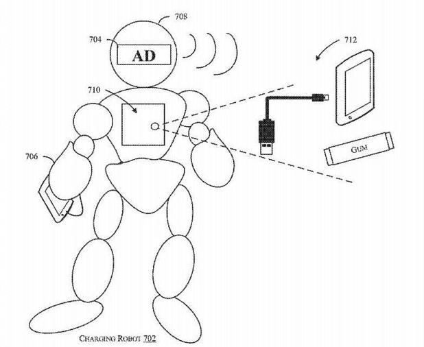 亚马逊推共享充电机器人,可自主导航定位