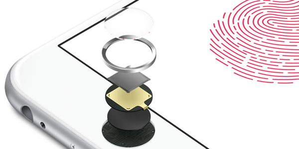 苹果发布新专利 使用指纹可快速报警