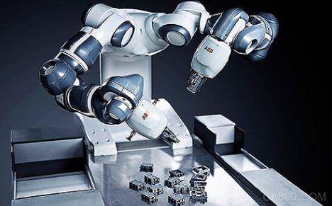 智能制造时代来临 机器人带动传感器市场需求