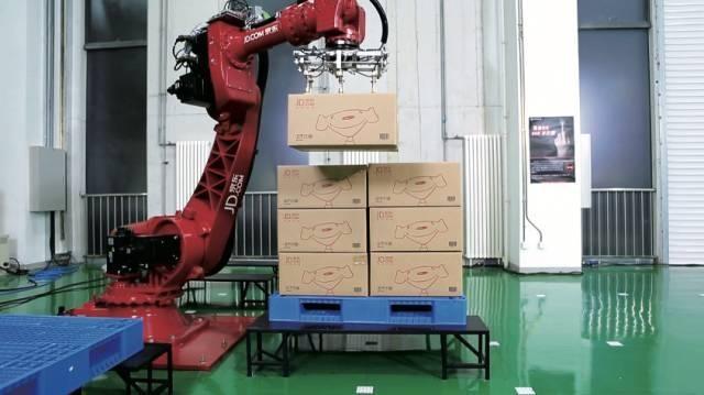 物流机器人时代全面来临了吗?