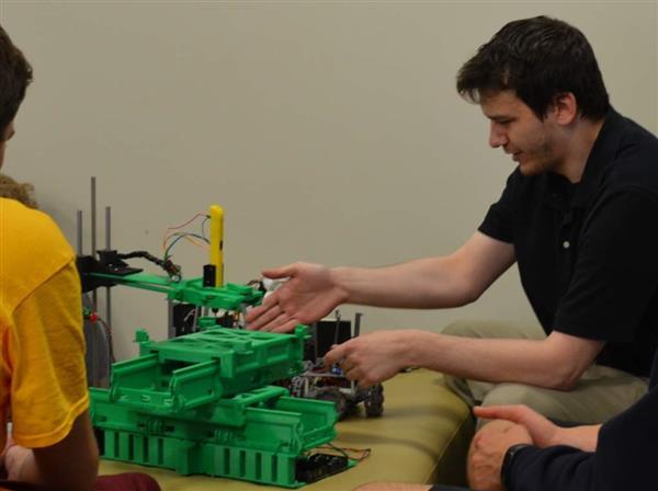 太科幻!北达科他州立大学3D打印和测试自我复制3D打印机