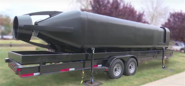 橡树岭国家实验室和美国海军合作建造3D打印潜艇