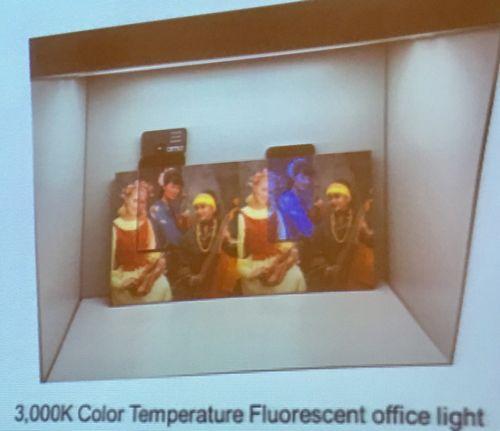 XYZ颜色传感器比RGB强十倍,不仅能真彩,还能看出苹果的成熟度