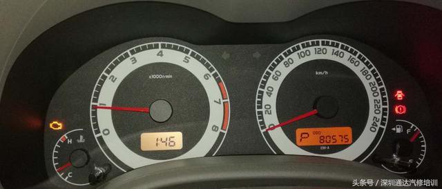 你必须认识的几个汽车常用传感器