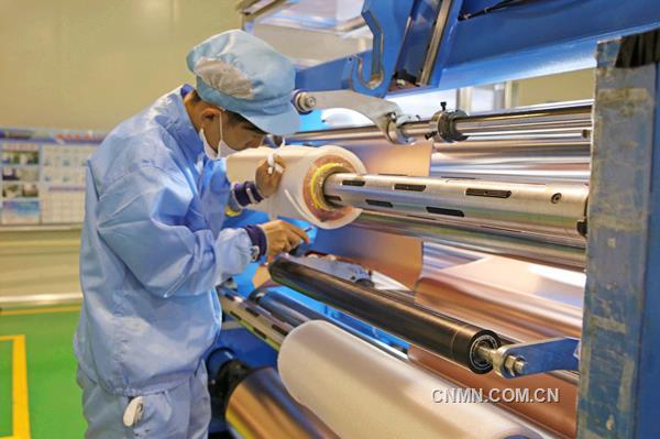铜冠铜箔上半年生产铜箔14720吨 利润2亿元