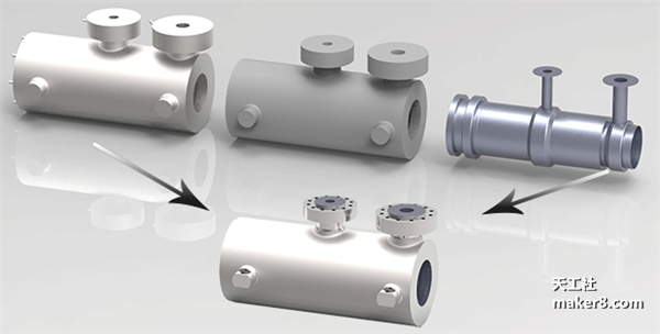 Bodycote的新Powdermet技术结合金属3D打印与净形或近净形
