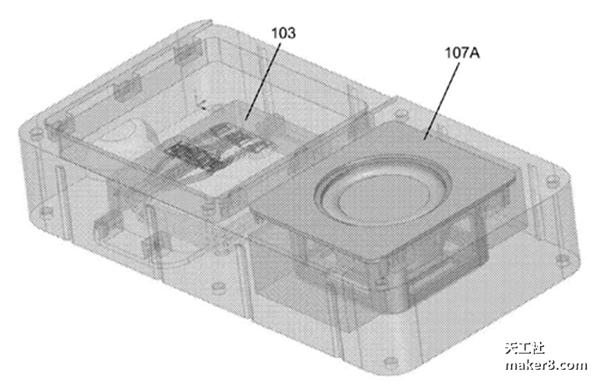 Facebook为3D打印模块化设备申请专利,可充当智能手机、扬声器 ...