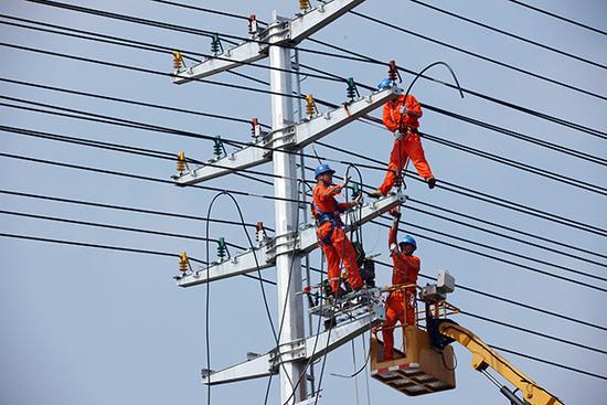 全国24个省级电网用电负荷创历史新高