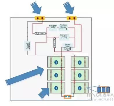 电池系统短路保护设计