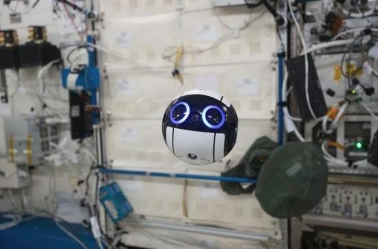 那些国际空间站的机器人,有的只有单程票
