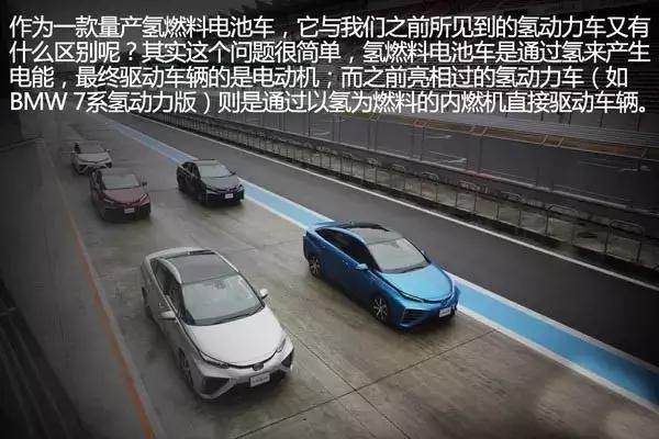 丰田燃料电池技术深度剖析