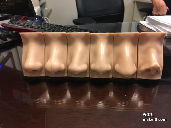 3D打印技术在鼻整形手术中的应用