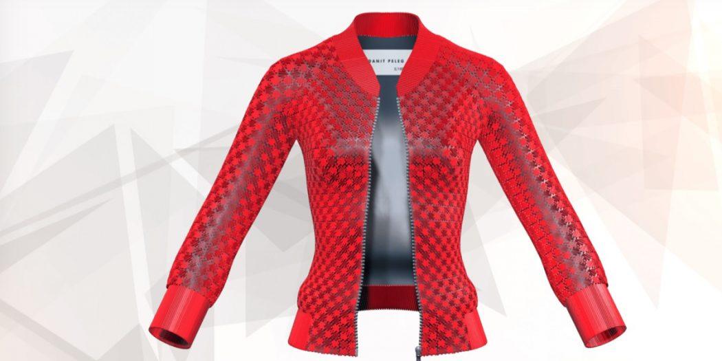 Danit Peleg推出可在线购买个性化的3D打印服装平台