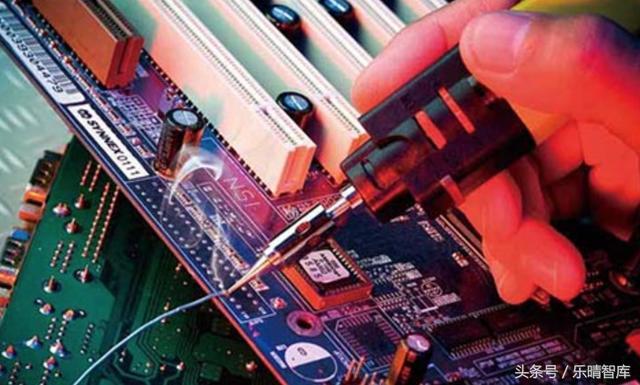 PCB行业竞争格局分散 大陆产值增速最快