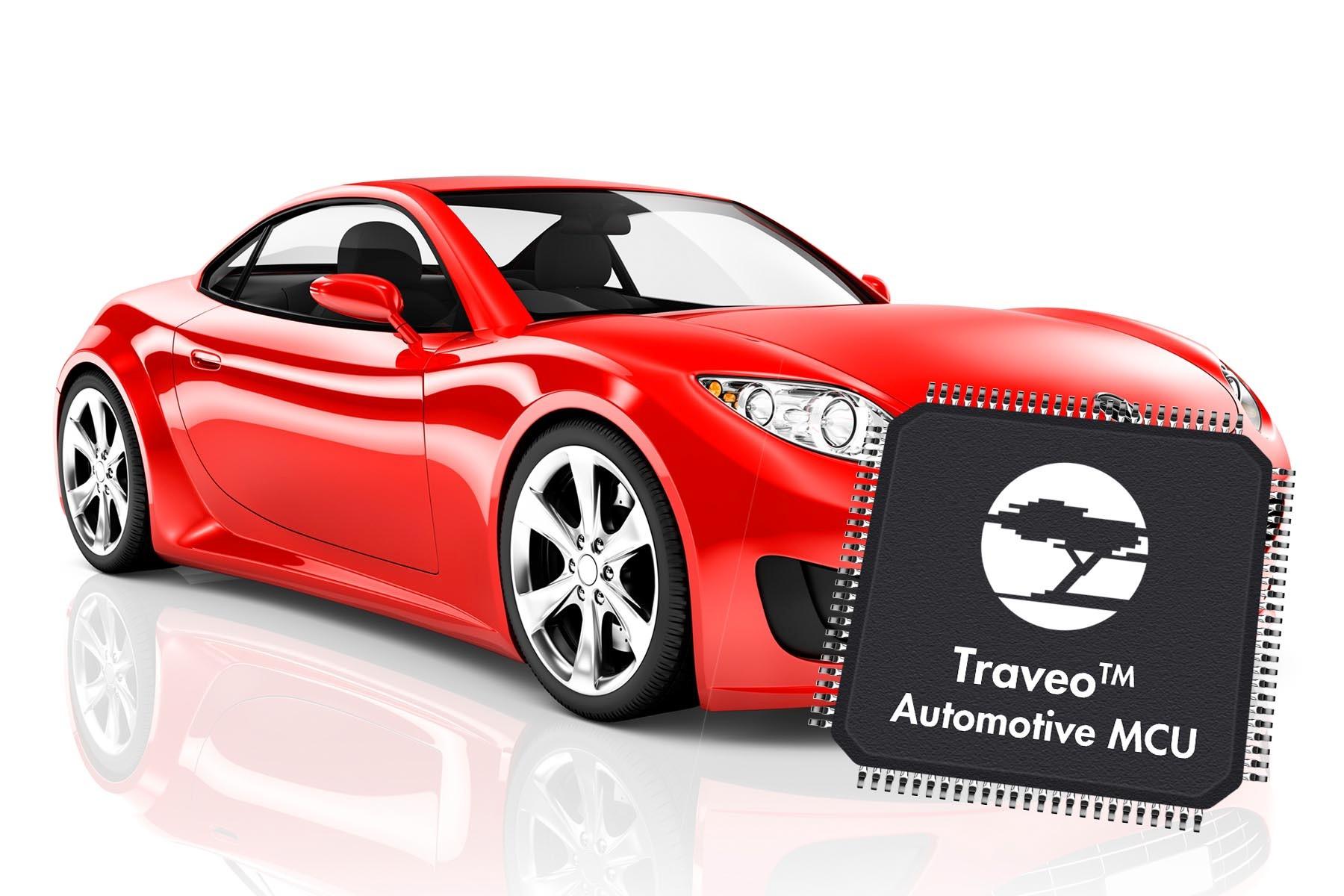 电装采用赛普拉斯车用MCU和闪存打造丰田2017款凯美瑞高端仪表盘