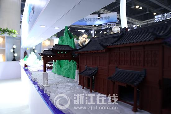 """国内顶尖的3D打印盛会开幕 有家企业打出了""""西湖八景"""""""