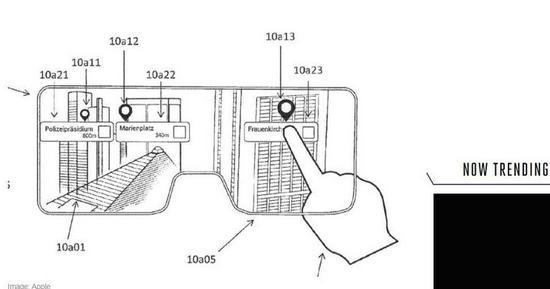苹果AR眼镜专利曝光 或比iPhone还重要