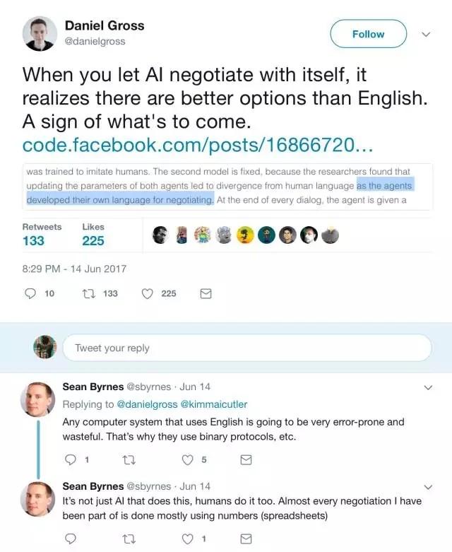 "Facebook关闭""失控"" AI 项目"