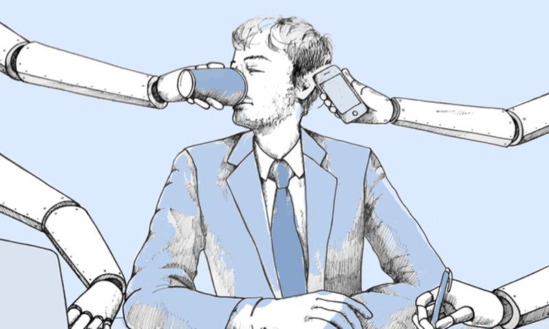 竞争对手or工作助手 人工智能是敌是友?