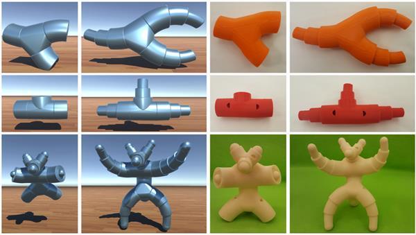 研究人员利用3D打印开发可伸缩机器人或用于救援任务