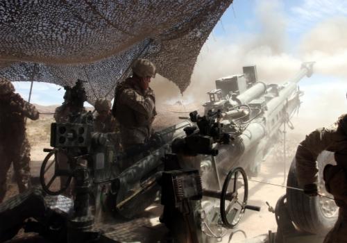 上得前线当得后勤 3D打印全面推进军事现代化