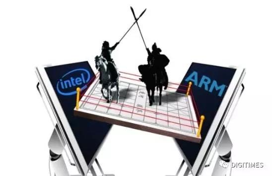 ARM广结善缘宣战英特尔 谁胜谁负尚未可知?