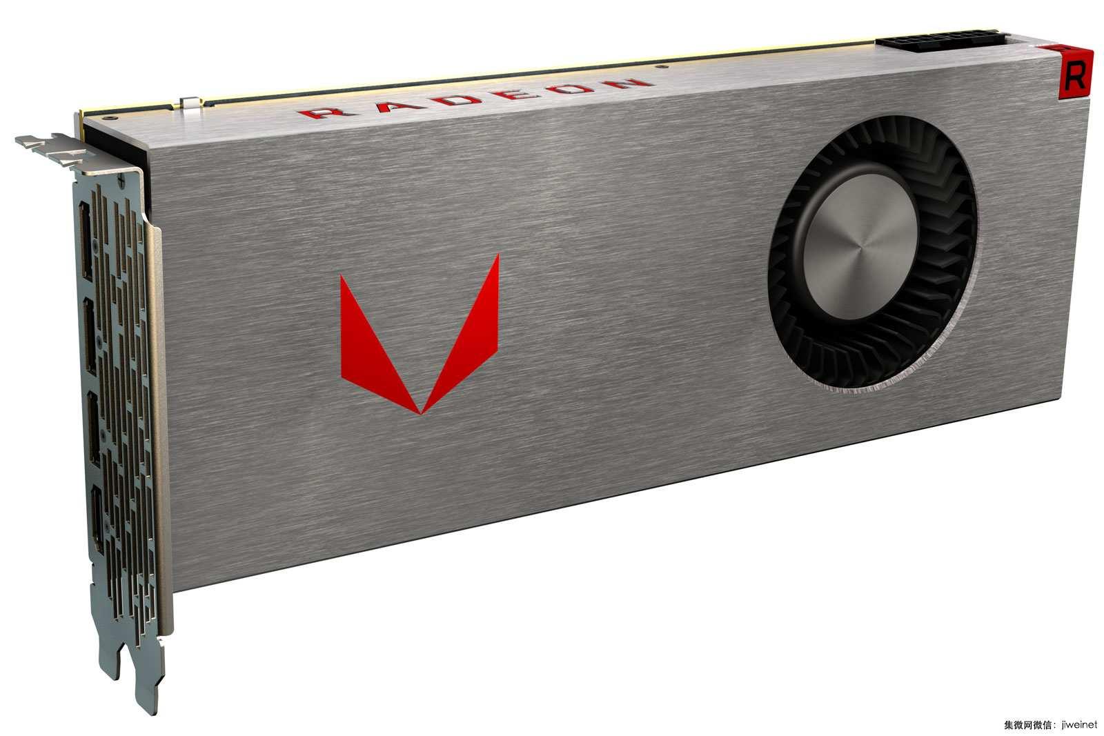 AMD 新显卡 Radeon RX Vega 终登场