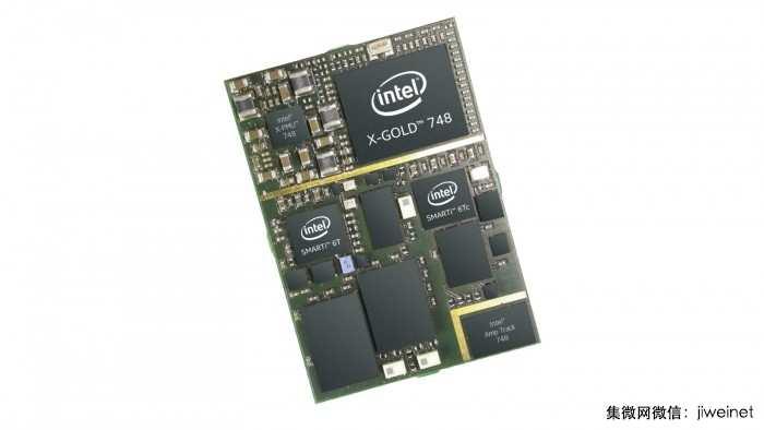 英特尔调制解调器 XMM 7480 已出货给新版iPhone