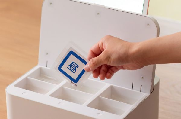 凸版印刷携手Denso研发物联网药包管理系统 有效提高服药遵守率