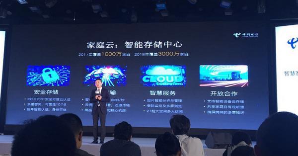 中国电信智慧家庭生态:三个入口 四项业务 从连接到服务