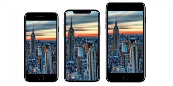 苹果iphone8将增加面部解锁技术,解锁更安全