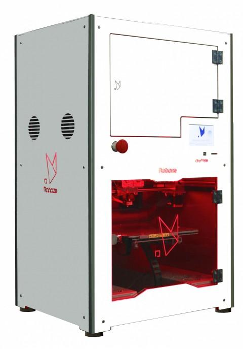 3D打印制造商Roboze入选世界500强创新型创业公司