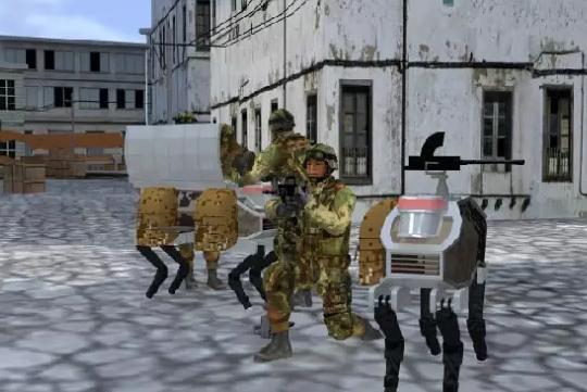 盘点各类军用机器人应用