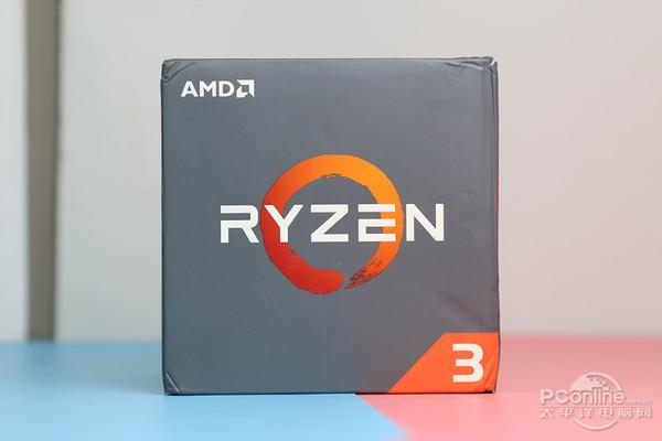 AMD Ryzen 3 1300X评测:i3的价格 i5的性能