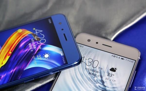 4款旗舰手机横比 魅族Pro7/一加5/荣耀9/努比亚Z17谁更强?
