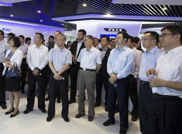中国电信网络重构周年记:多层面齐头并进 取得成果丰硕