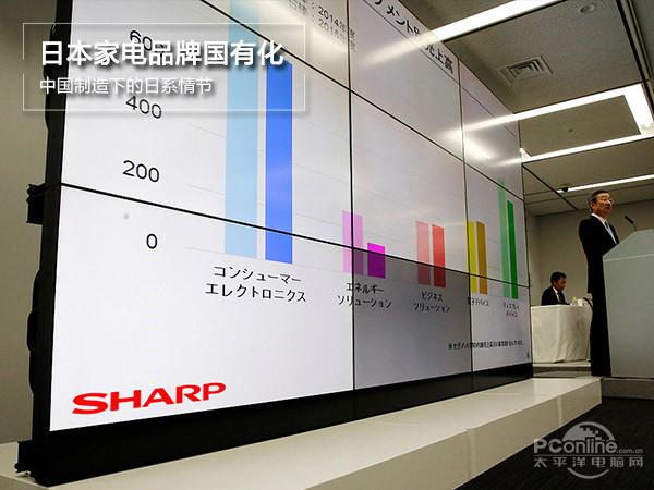 日本家电品牌国有化:中国制造下的日系情节