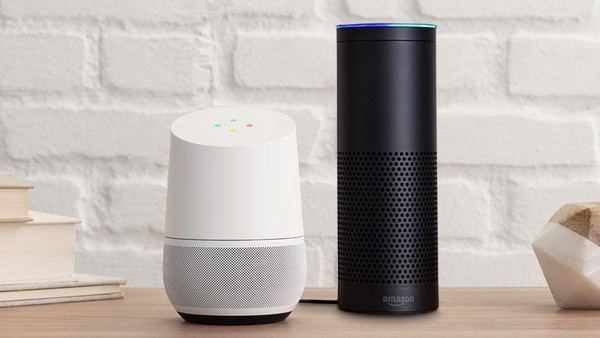 Amazon Echo vs. Google Home: 哪个才是你的菜?