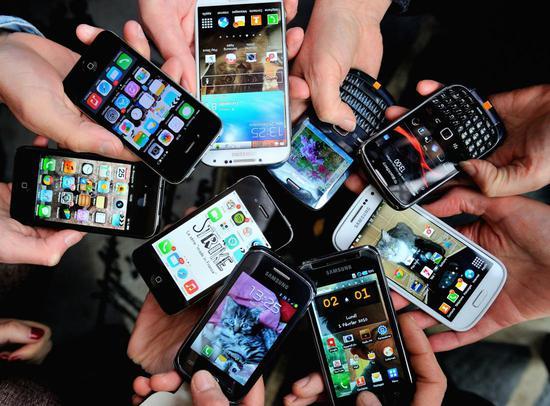 苹果三星在国内市场呈衰败之势 国产手机是否能迎难而上?