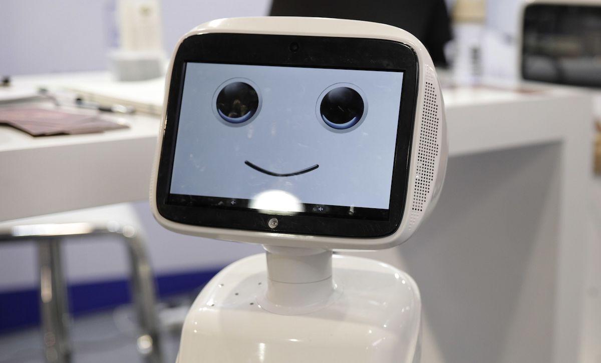 """当机器人""""同事""""越来越多,人类需要掌握新的技能"""