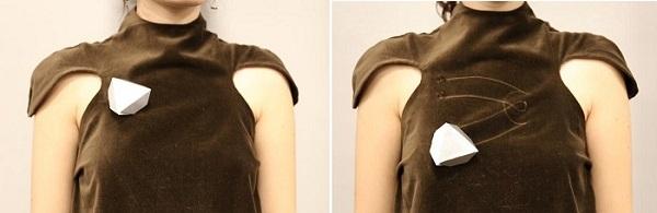 MIT研发穿衣机器人 只有手掌大小却能在衣物上画画