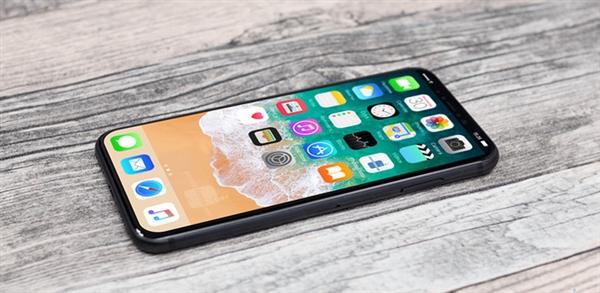 新固件显示苹果要放弃Touch ID,iPhone 8量产无忧