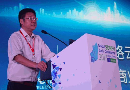 中国电信陈运清:CORD有力推进网络云化 相关研发和实践加速进行中
