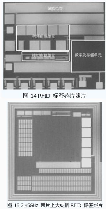 超高频无源rfid标签相关电路的分析研究 - ofweek电子