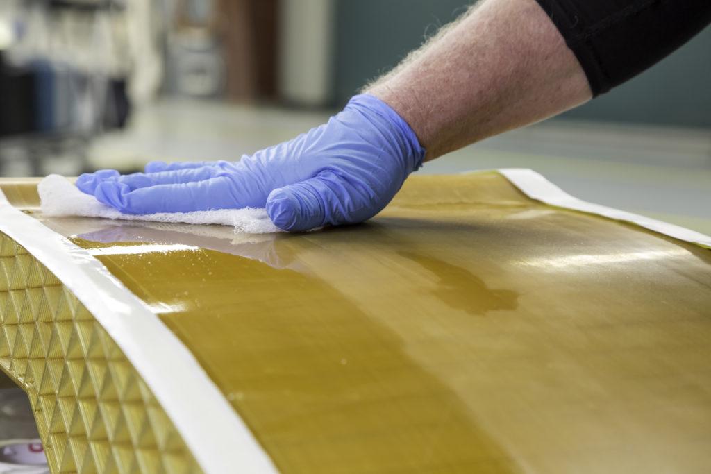 FDM技术生产的3D打印复合模具的后处理