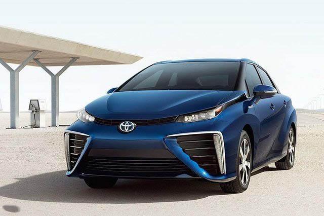 日系车将大力发展燃料电池汽车