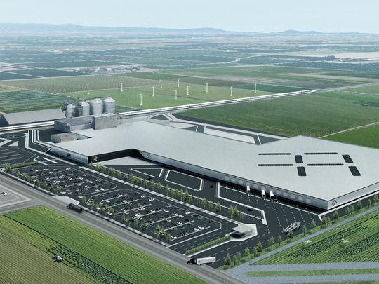 法拉第未来加州租下新厂,贾跃亭造车有戏?