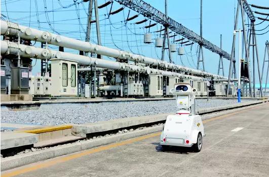 469台电力特种机器人 国内市场占有率达51%