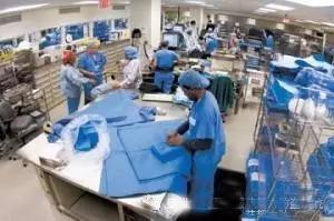 RFID助力医院手术器械消毒自动化管理